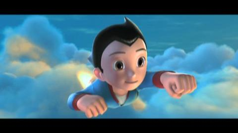 Astro Boy (2009) - Short, but action packed trailer