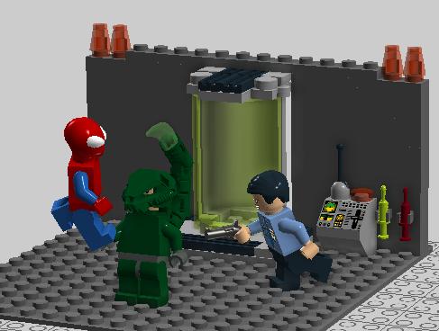 Custom:The Scorpion's Ambush - Brickipedia, the LEGO Wiki