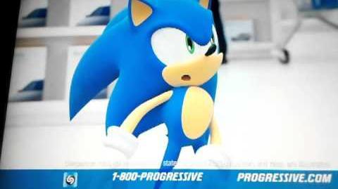 Sonic in Progressive