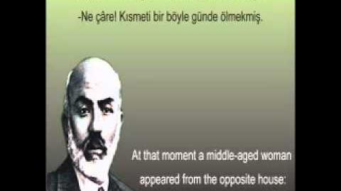 Hasır - Mehmet Akif Ersoy - Safahat