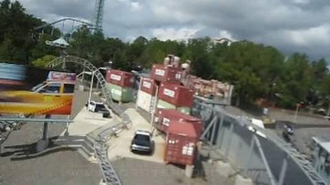 Back Lot Stunt Coaster (Kings Dominion)