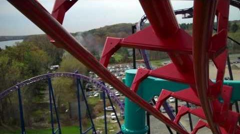 Mind Eraser (Six Flags New England)