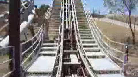 Road Runner Express (Six Flags Fiesta Texas)
