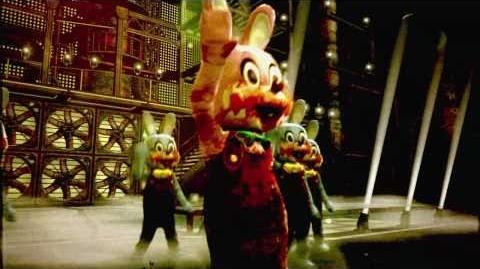 DANCE EVOLUTION DANCE MASTERS SILENT HILL ROBBIE !!!!!!!!!!! - 着ぐるみ兎が踊ってみた