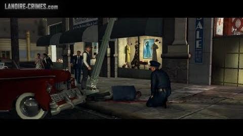 Accident Prone - Street Crime - L.A. Noire