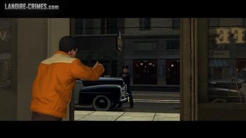 Running Battle - Street Crime - L.A. Noire