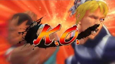 Super Street Fighter 4 - Balrog Ultra 2 Dirty Bull