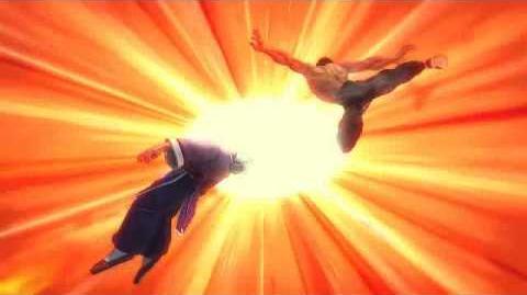 Super Street Fighter 4 - Fei Long Ultra 1 Rekkashingeki
