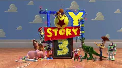 Toy Story 3-Official Teaser Trailer HD