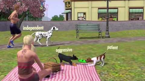 Los Sims 3: ¡Vaya fauna! (consola)