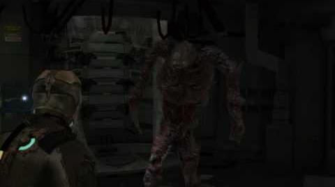 Dead Space Hive Mind Death Scene