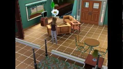 The Sims 3 Cheat Tutorial moveobjects
