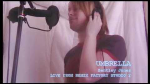 Bentley Jones - Umbrella (Live from Studio 2) Rihanna Cover