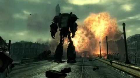 Fallout 3 Roboter und Computer