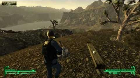 Waffe Gobi Kampagne Spähergewehr - Fallout New Vegas Waffen Guide