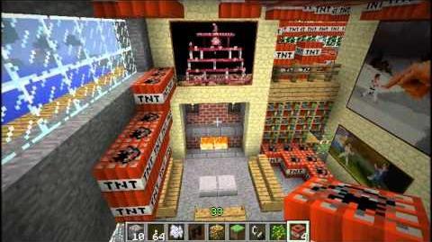 MacCraft 12 Blowing Up Zacks House LIVE