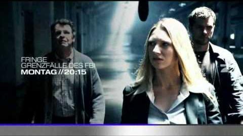 Fringe Season 2 Trailer ( German Prosieben)