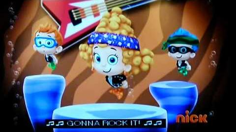 BUBBLE GUPPIES - WE ARE GONNA ROCK IT!