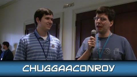 Chuggaaconroy Interview (MAGFest 9)
