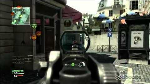 Call of Duty Modern Warfare 3 Multiplayer FULL GAME (Capture the Flag Domination)