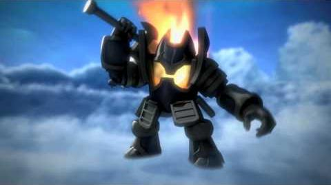 Ignitor - Skylanders Spyro's Adventure