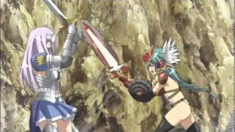 Queen's Blade Rebellion -Game Anime Trailer 4 - Mirim - Japan - HD