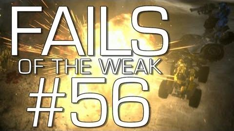 Halo Reach - Fails of the Weak Volume 56 (Funny Halo Oopsies and Uhohs)