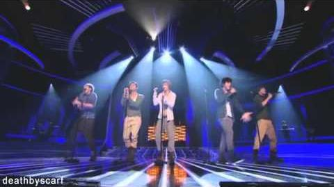 One Direction ~ X Factor Week 2 ~ My Life Would Suck Without You (HD)