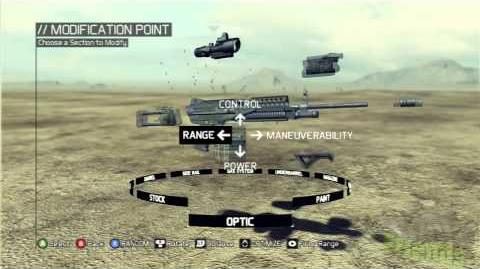 Ghost Recon Future Soldier Gunsmith Walkthrough