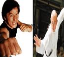 Duelo 2-Jeckie Chan vs. Jet Li