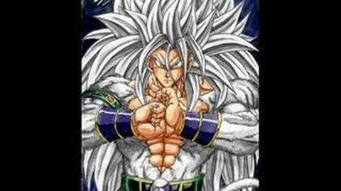 Ssj5 Goku and Vegeta ( fan art)