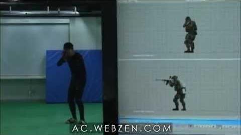 AC Pre-visualization Motioncapture Clip