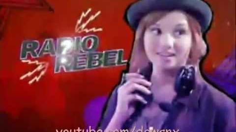 Debby Ryan-Radio Rebel-Disney Channel promo