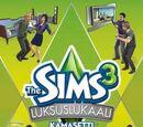 The Sims 3: Luksuslukaali Kamasetti