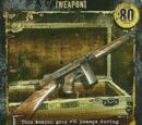 Gangster's Machine Gun (WE-039)
