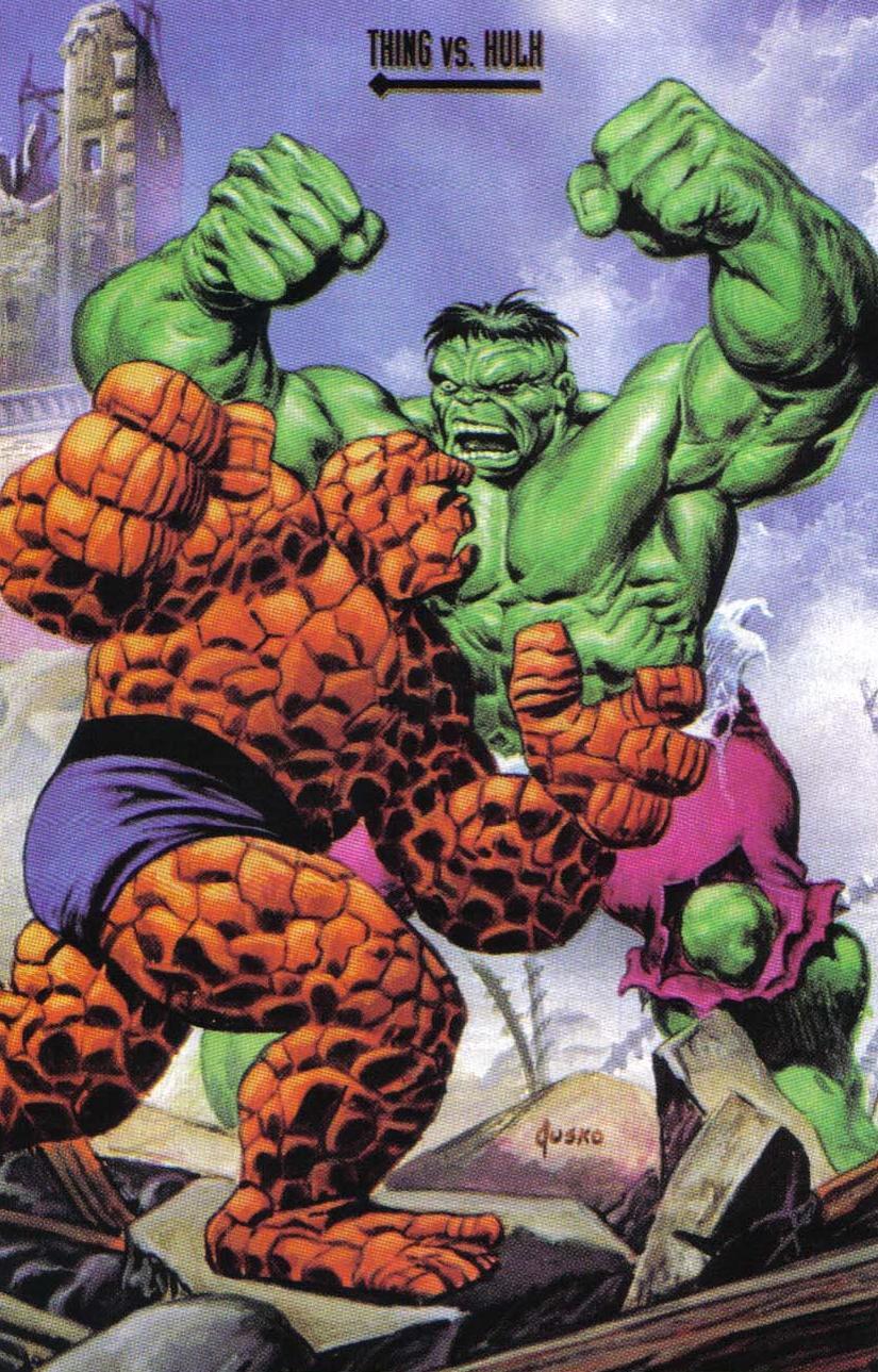 7 cosas que no sabas sobre el Increble Hulk - VIX