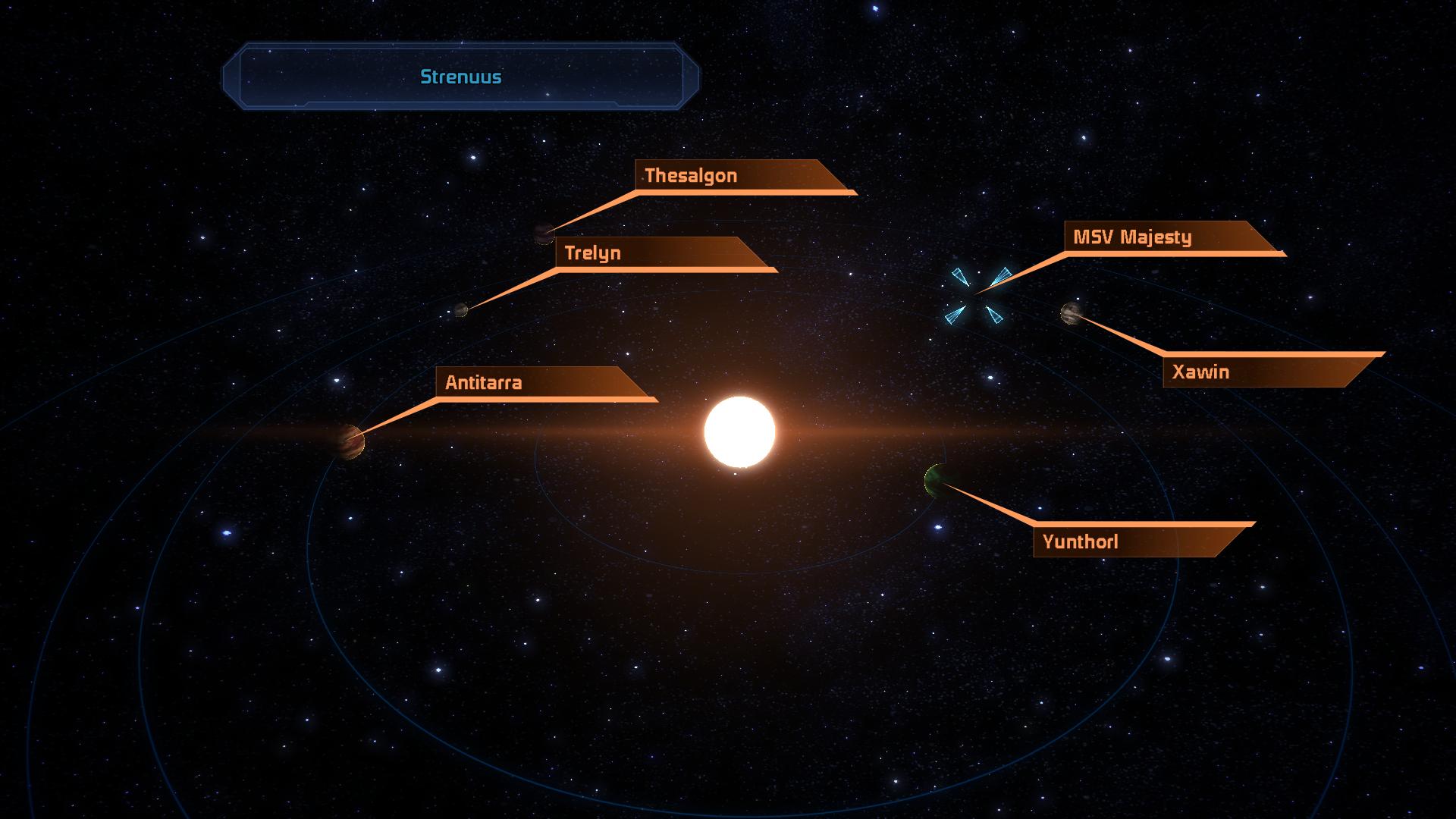 omega nebula mass effect - photo #27