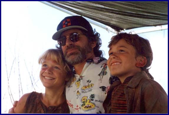 Steven Spielberg - Park Pedia - Jurassic Park, Dinosaurs ...