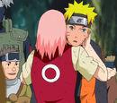 Naruto x Sakura