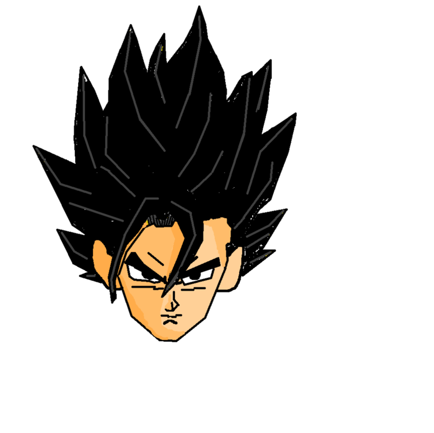 Image - Vegito normal ...