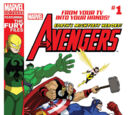 Marvel Universe: Avengers - Earth's Mightiest Heroes Vol 1 1