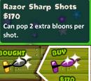 Razor Sharp Shots