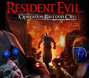 Resident Evil Operação Raccoon City