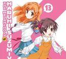 The Melancholy of Haruhi Suzumiya Part 13 (manga)