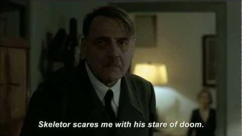 A day in Hitler's bunker