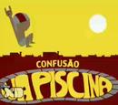 Confusão na Piscina