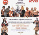 Toryumon Mexico Events