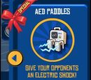 AED Paddles
