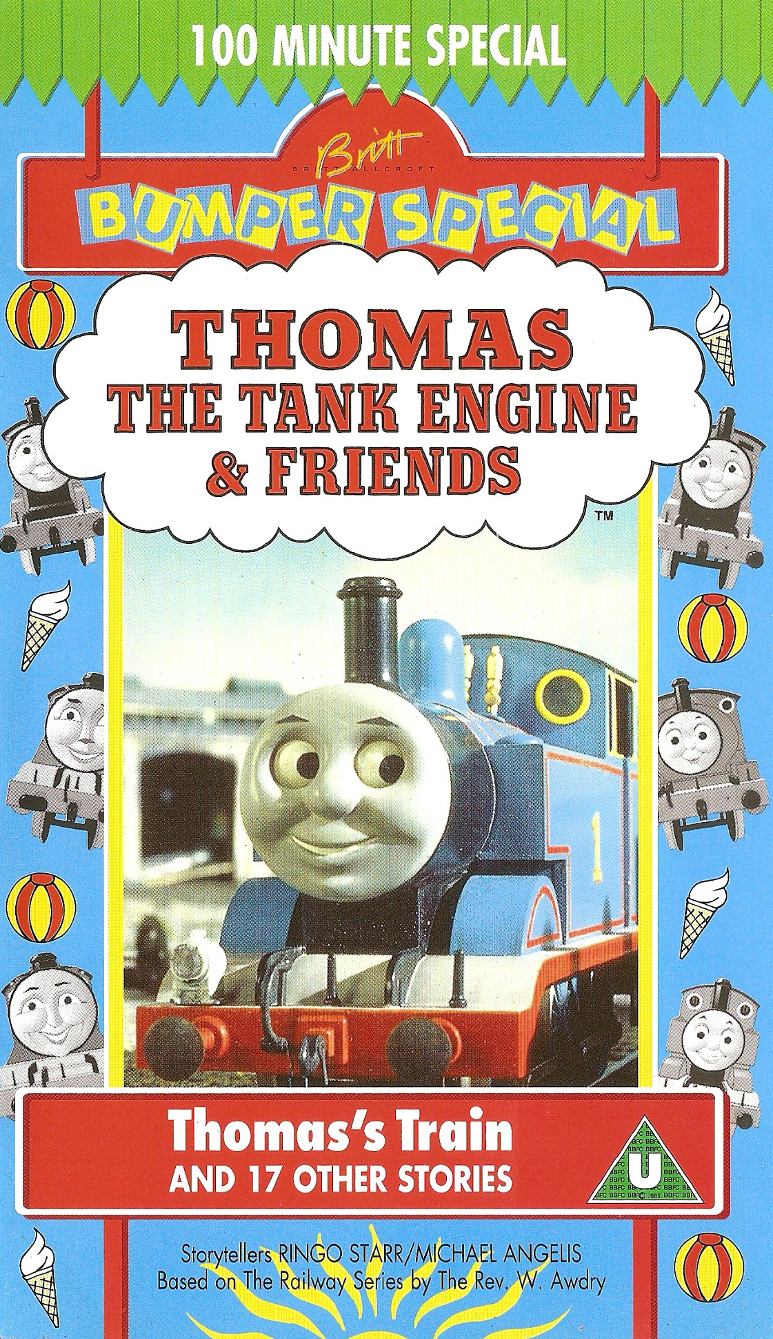thomas 39 train and 17 other stories thomas the tank engine wikia. Black Bedroom Furniture Sets. Home Design Ideas