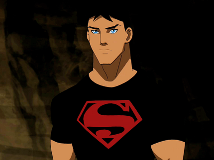Superboy (Young Justice) - Love Interest Wiki